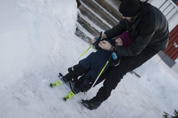 Edith skidor 171226